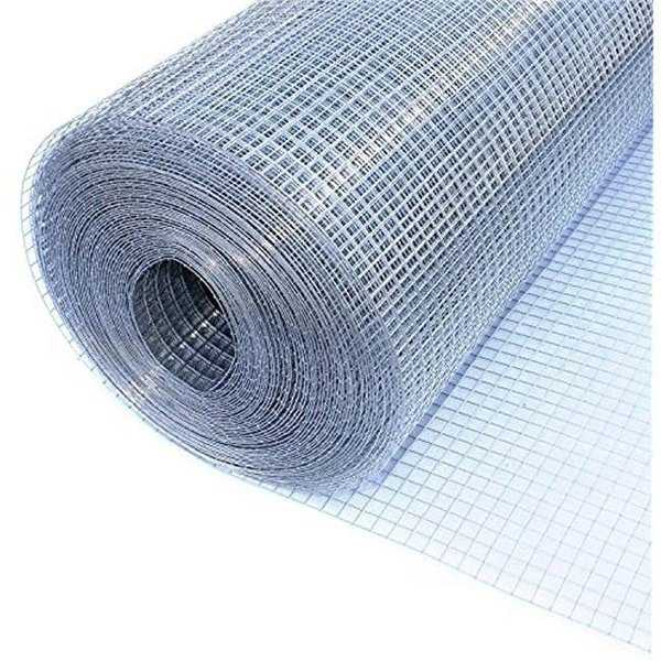 WM36X100M1-2G19-UNB Mesh Wire Roll Cloth 19 Gauge Steel - 36 x 100.