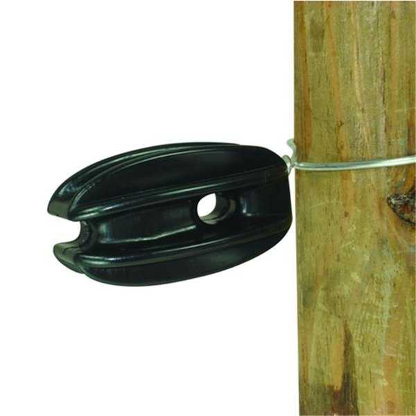 Heavy Duty Tie on Corner & End - Polyrope, Black
