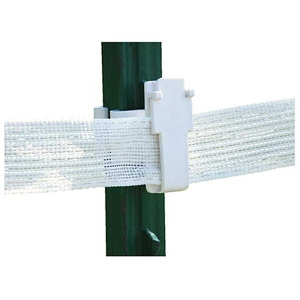 814717 1.5 in. T Post Tape Insulator - 25 Pack